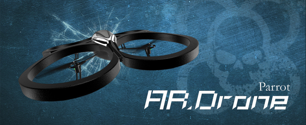 Fnac & Parrot AR-Drone